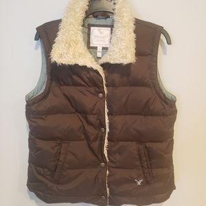 American Eagle Winter Vest